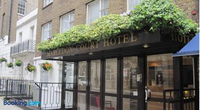 Mabledon Court Hotel - London - Building