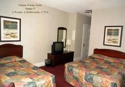 Hotel Harrington - Washington - Kamar Tidur