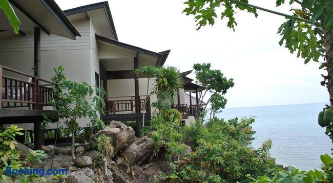 High Life Bungalow - Ko Pha Ngan - Building