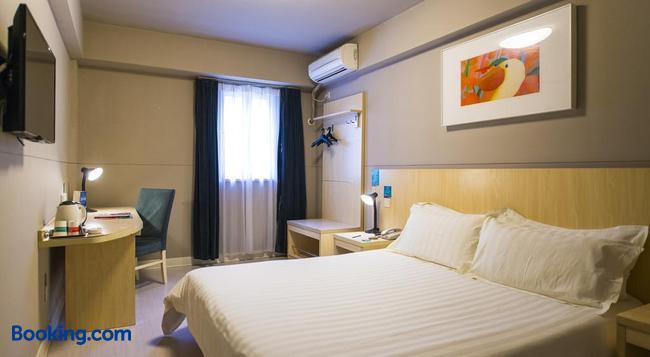JinJiang Inn Nanchang Bayi Square Ximazhuang - Nanchang - Bedroom