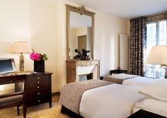 Hotel Vaneau Saint Germain - Paris - Kamar Tidur