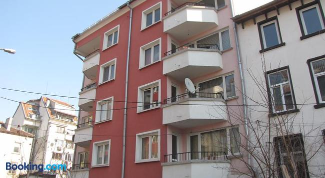 Sofia Central Hotel Apartments - Sofia - Building