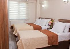 Birlik Apart Hotel - Istanbul - Kamar Tidur