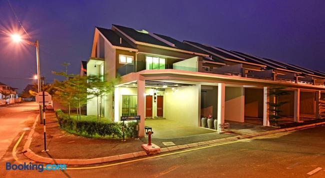 Parkview Homes - Ipoh - Building