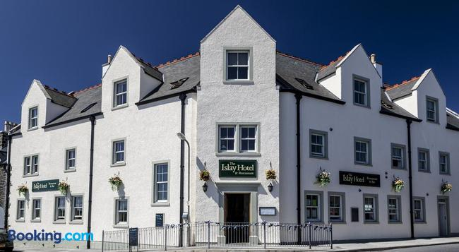 The Islay Hotel - Isle of Islay - Building