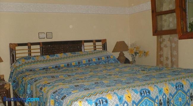 Riad Karmel Rose de Marrakech - Marrakesh - Bedroom