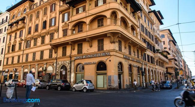 Ad Hoc Bnb - Rome - Building