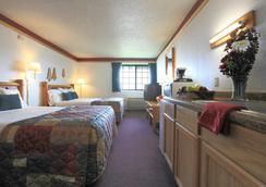 Duluth Spirit Mountain Inn & Suites Americas Best Value Inn - Duluth - Kamar Tidur