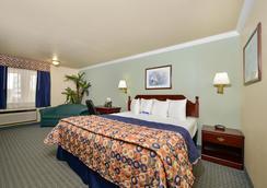Americas Best Value Inn-Houston/Hobby Airport - Houston - Kamar Tidur