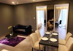 Ramada Suites by Wyndham Kuala Lumpur City Centre - Kuala Lumpur - Kamar Tidur