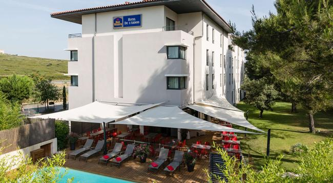 Best Western Plus Hotel de l'Arbois - Aix-en-Provence - Building
