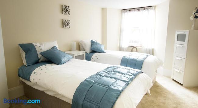 Central - New Town Apartment - Edinburgh - Bedroom