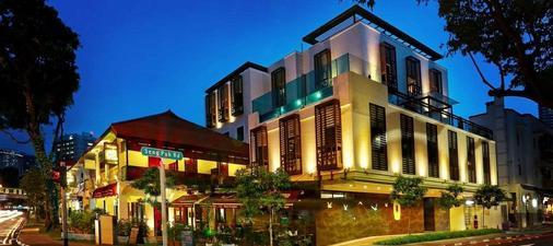 Nostalgia Hotel - Singapura - Bangunan
