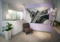 Hotel Soft - Paris - Lobi