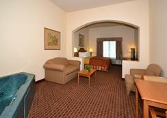 Best Western Casa Villa Suites - Harlingen - Kamar Tidur
