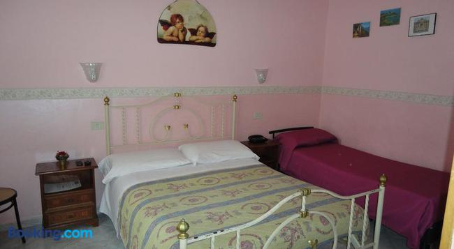 Hotel Principe Amedeo - Rome - Bedroom