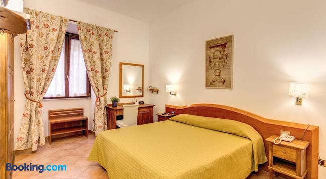 Hotel Gea Di Vulcano - Rome - Bedroom
