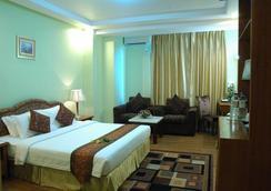 Best Western Green Hill Hotel - Yangon - Kamar Tidur