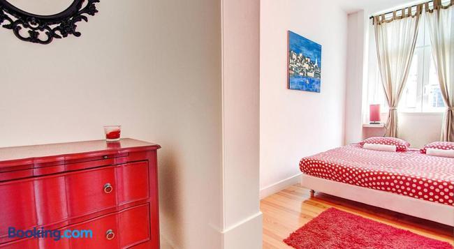 We Love F Tourists - Lisbon - Bedroom