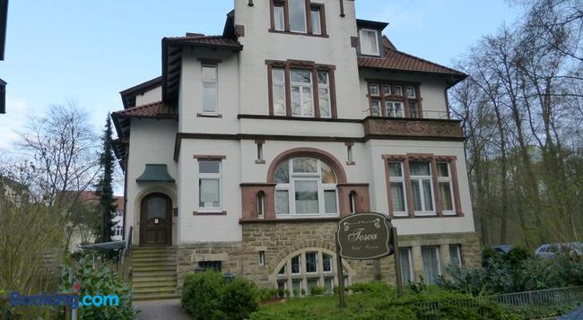 Hotel Villa Tosca - Hannover - Building