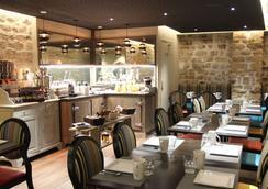 Best Western Hotel Le Montmartre Saint Pierre - Paris - Restoran