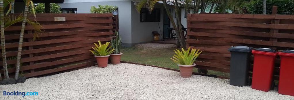 Sunset Palms Rarotonga - Rarotonga - Building