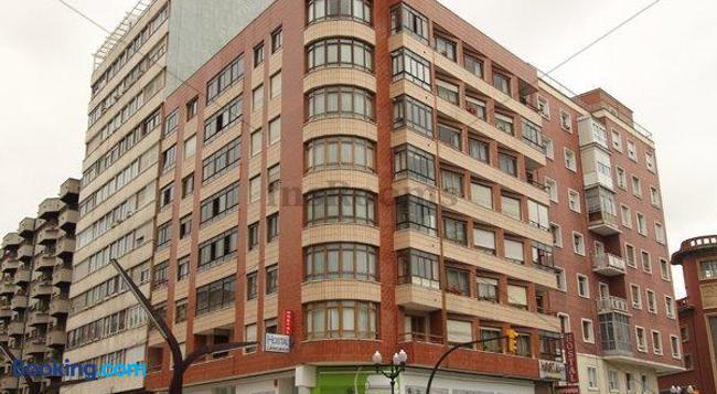 Hostal Campoamor - Gijon - Building