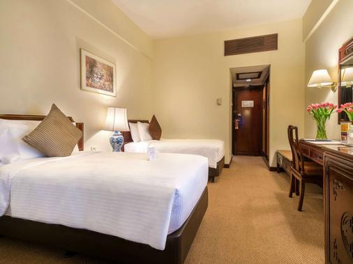 Hotel Grand Pacific - Singapura - Kamar Tidur
