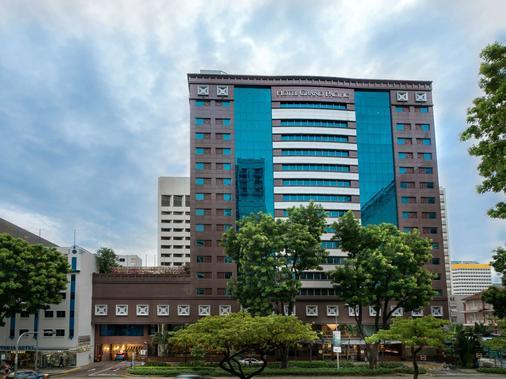 Hotel Grand Pacific - Singapura - Bangunan
