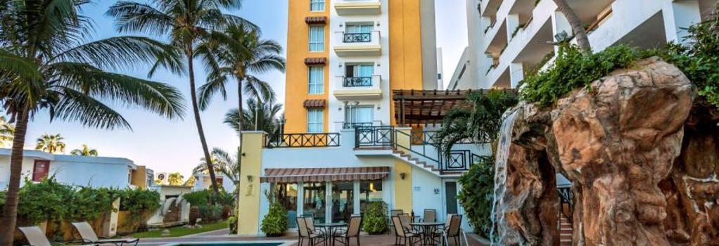 Best Western Hotel Posada Freeman Zona Dorada - Mazatlan - Building