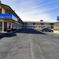 Motel 6 Amarillo - West Exterior view