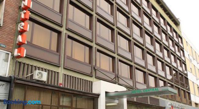 Hotel Central - Timisoara - Building