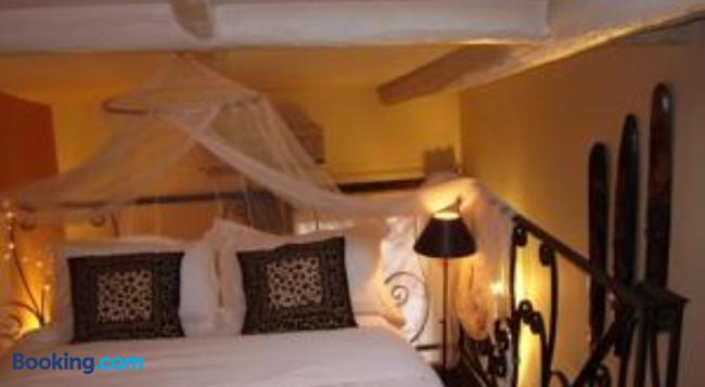 Intérieurs-Cour - Nice - Bedroom
