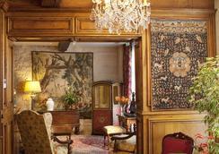 Hotel Left Bank Saint Germain - Paris - Lobi