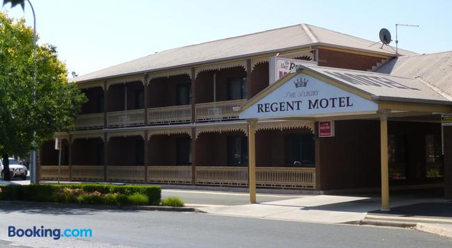 Albury Regent Motel - Albury - Building