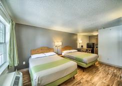 Studio 6 San Antonio - Medical Center - San Antonio - Kamar Tidur