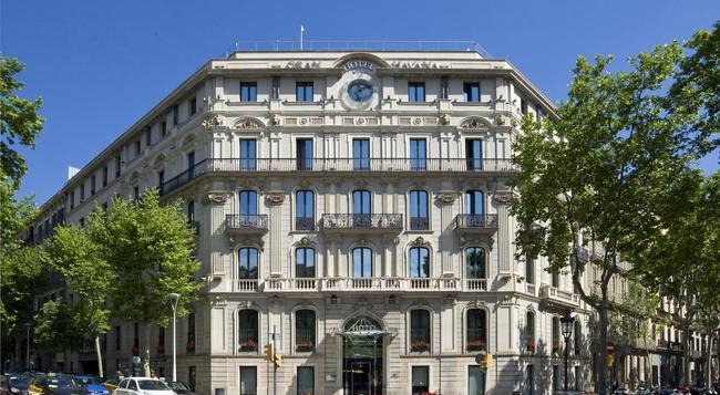 Silken Gran Hotel Havana - Barcelona - Building