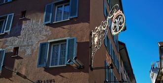 Hotel Adler - Zurich - Bangunan