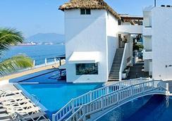 Best Western PLUS Luna del Mar - Manzanillo - Kolam