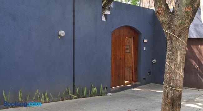 La Betulia Bed And Breakfast - Oaxaca - Building