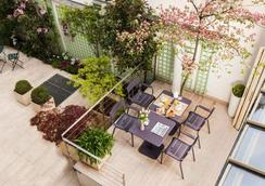 Hôtel Mistral - Paris - Restoran