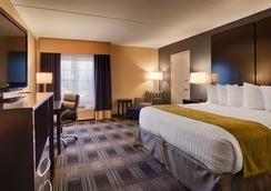 Best Western Hartford Hotel & Suites - Hartford - Kamar Tidur