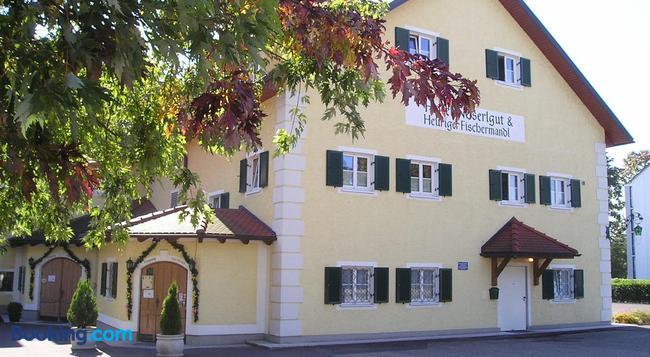 Hotel Garni Nöserlgut - Linz - Building