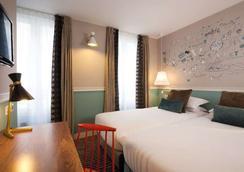 Hôtel des 3 Poussins - Paris - Kamar Tidur