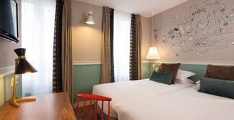 Hôtel Les 3 Poussins - Paris - Kamar Tidur