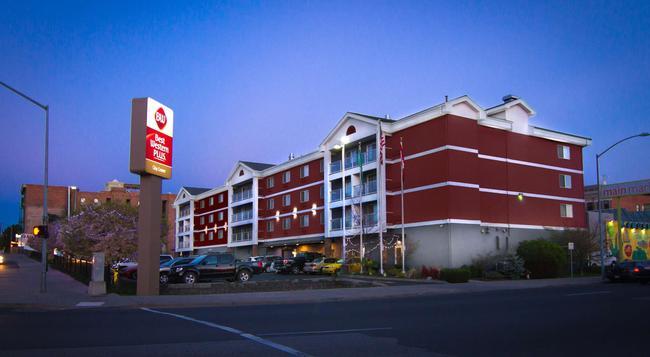 Best Western Plus City Center - Spokane - Building