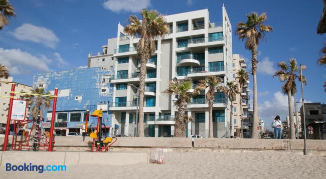Herbert Samuel By The Beach - Tel Aviv - Building