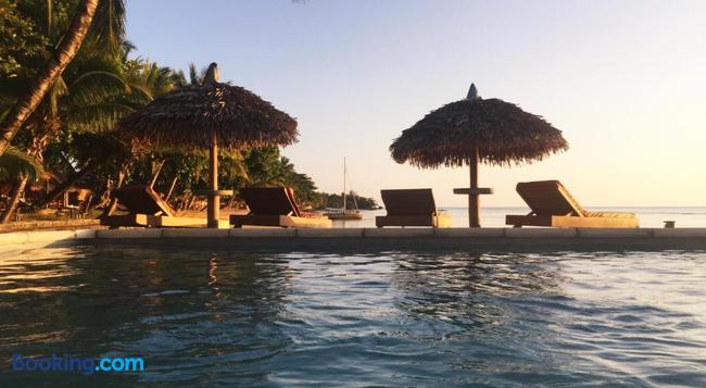 Libertalia Hotel - Ile Sainte-Marie - Pool