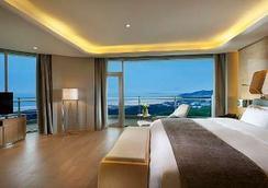 Wyndham Grand Qingdao - Qingdao - Kamar Tidur