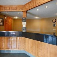 Crosswinds Inn front desk